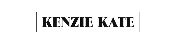 kenzie kate photography logo